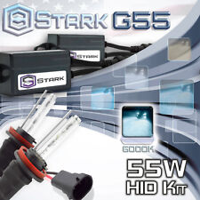 Stark 55W Micro HID High Beam Slim Xenon Kit - H9 6K 6000K Ice White