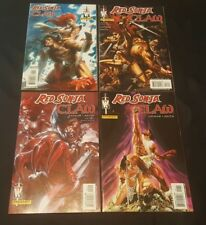 RED SONJA CLAW 1 2 3 4 DELL OTTO JIM LEE ALEX ROSS VF/NM 200 6 DEVILS HAND CONAN