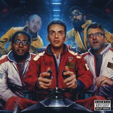 LOGIC CD - THE INCREDIBLE TRUE STORY [DELUXE EDITION](2015) - NEW UNOPENED - RAP