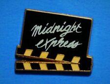 MIDNIGHT EXPRESS MOVIE - CLAPPERBOARD - CLAPPER - VINTAGE LAPEL PIN - PINBACK