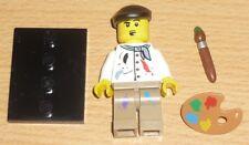 Lego sammelfigur serie 4 pintor, artista
