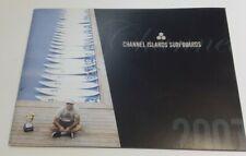 2007 Channel Islands Surfboard Catalog Kelly Slater Reynolds Machado Tom Curren