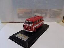 cp/43 alfa romeo f12 ambulanza  vigili del fuoco sc1/43