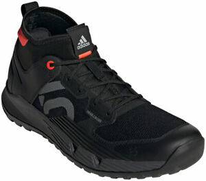 Five Ten Trailcross XT Flat Shoes | Core Black / Grey Four / Solar Red | 10.5