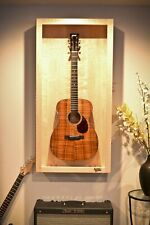 Flamed Maple ClimaCase | Acoustic/Electric | Rectangle