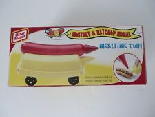 Oscar Mayer Mustard & Ketchup Mobile Dispenser Mealtime Fun!  #8459