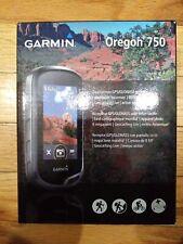 NEW GARMIN Oregon 750 Handheld GPS Receiver Navigator 010-01672-20