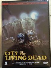 CITY OF THE LIVING DEAD ~ 1980 Lucio Fulci SPP Video Nasty Horror | Dutch DVD