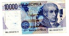 Italie ITALY ITALIA Billet 10000 LIRE 1984 P112 VOLTA BON ETAT