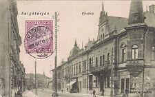 * HUNGARY - Salgótarján - Fő-utca 1923 to Mombasa Kenya