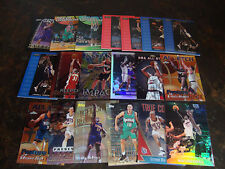 1999-00 Topps Basketball---Inserts---Lot Of 19---Misc.Topps Sets---See List