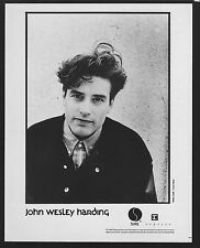 Vintage Original Ltd Edition Promo Photo 8x10 John Wesley Harding Toned 1992
