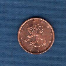 Finlande - 2007 - 2 centimes d'euro - Pièce neuve de rouleau -