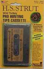 Hunters Specialties 00893 Turkey Pro Hunting Tips Cassette 8491