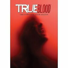 True Blood Season 6 DVD 2014 Horror Region 2