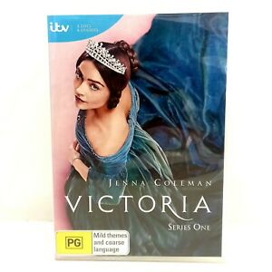 Victoria : Series 1 - 3 Disc DVD Set LIKE NEW CONDITION
