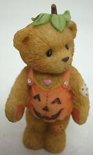 Cherished Teddies Adelaide 798835 Pumpkin Bear Mint