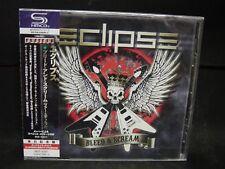 ECLIPSE Bleed & Scream + 2 JAPAN SHM CD (TOUR EDITION) W.E.T. Erik Martensson