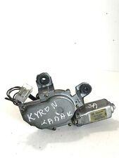 Ssangyong Kyron Motor Limpiaparabrisas Trasero 86150-09001 Original 2.0xdi 2006