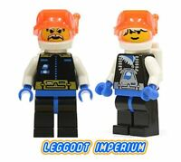 Lego Space Minifigures - 'Ice Planet 2002' Classic Astronauts -minifig FREE POST