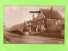 More details for burnt mill post office harlow motor car unused rp pc b & s enfield ref a991