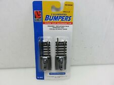 Life-Like 8628 ILLUMINATED TRACK BUMPERS HO Scale NEW Old Stock