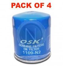 OSAKA Oil Filter Z543 - FOR Peugeot 205 206 306 307 405 406 407 - BOX OF 4