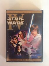 Star Wars A New Hope (DVD,2006,Fullscreen)Authentic US