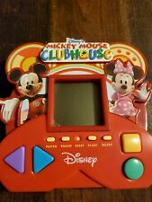 Disney Mickey Mouse Clubhouse Electronic Handheld Video Game 2008 Works!
