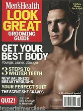 Mens Health Grooming Guide magazine Clothes Money Sex and style Body and face