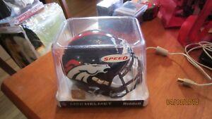 DENVER BRONCOS (SUPER BOWL 50 CHAMPIONS) Riddell Speed Mini Helmet