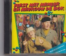 Meneer En Mevrouw De Bok-Feest Met cd album