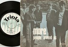 YES INDEED PEOPLE AROUND US / MORE DANISH 45+PS `66 MOD FREAKBEAT R&B SOUL PSYCH