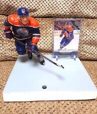 NHL Connor McDavid McFarlane Figurine Figure 2015-16 Connor McDavid Card CM-24