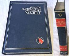GRANDE ENCICLOPEDIA UNIVERSALE MAJEL MAN-MON 1986