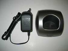 Uniden Dcx750 Cordless Phone Handset Charger With Ad-0005 Ac Adapter