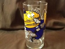 1977 McDonalds McDonaldland Action Series glass, Big Mac