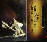 Ral Partha Dwarf Warrior  fighter stormtrooper