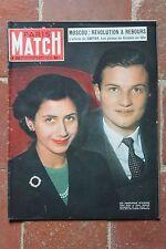PARIS MATCH 251 23/01/1954 Patino Kremlin Abbé Pierre