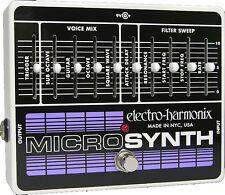 Electro-Harmonix Micro Sintetizzatore