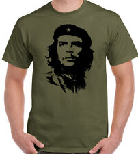Che Guevara T-Shirt, Mens Anarchy Crass Revolution Freedom Liberty Unisex Top