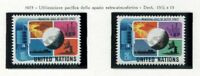 19118) UNITED NATIONS (New York) 1975 MNH** Peace – Space