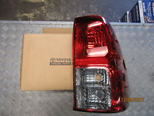 TOYOTA HILUX TAIL LIGHT GENUINE DRIVER SIDE 2015-2016-2017-2018 REAR LAMP NEW