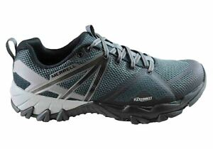 Merrell Mens MQM Flex Comfortable Lace Up Trail Shoes - Mesh