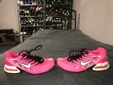 Nike Air Max Torch 4 Womens Running Training Shoes Size 7.5 Pink Black Gray