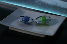 WMF Salzstreuer und Pfefferstreuer Set 2-teilig Ufo grün blau rar selten