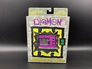 BANDAI DIGIMON Tamagotchi - RARE PINK 2Oth Anniversary - READY TO SHIP