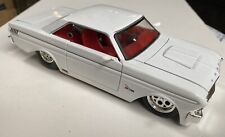 JADA Bigtime Muscle 1/24 scale 1964 Ford Falcon - White