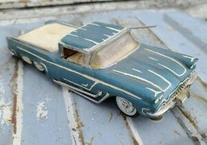 1/25 AMT 1958 FORD Ranchero Chevy Corvette Fusion Model car