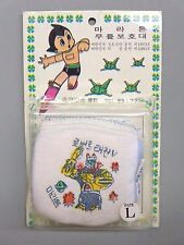 Astro Boy Knee Pads Baby/Kid? Size L Vintage AstroBoy Novelty